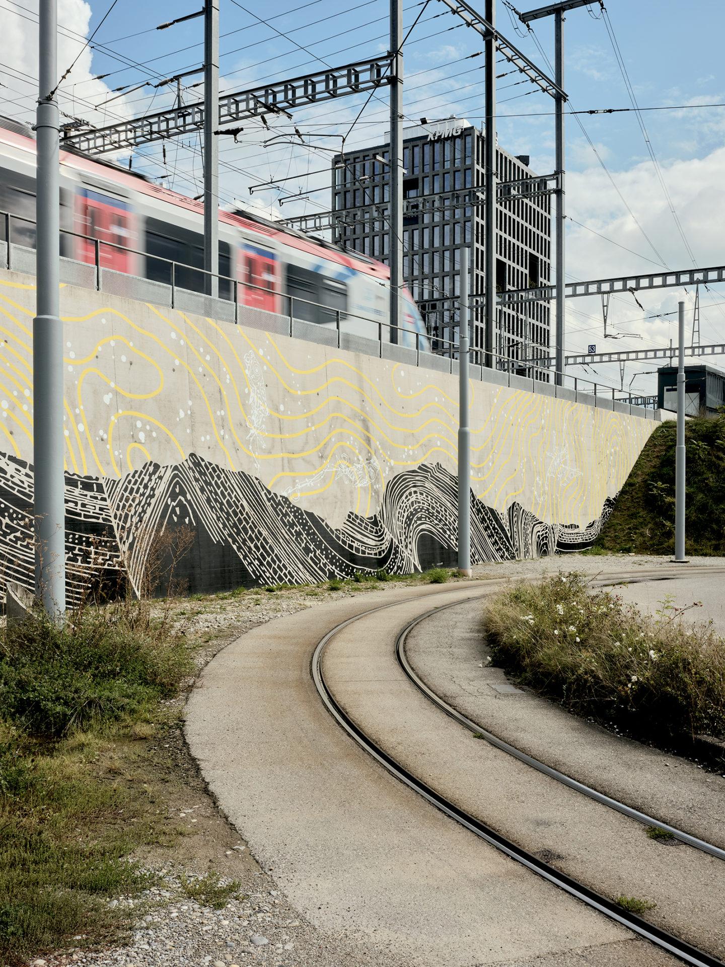 Ligne de Terre - Lancy Pont-Rouge